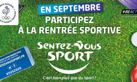 Le Cheerleading invité pour Sentez-Vous Sport 2020 : Hôtel de Ville de Paris