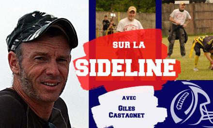SIDELINE … avec Gilles Castagnet