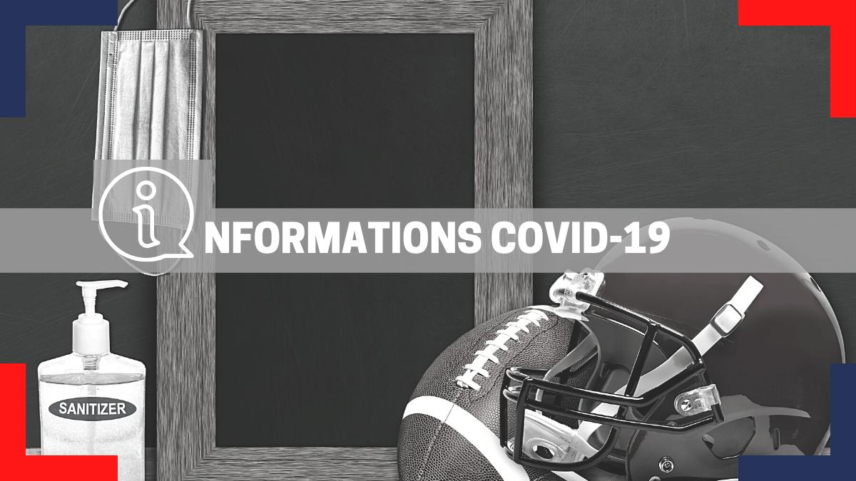 Informations Covid-19 coupe de france