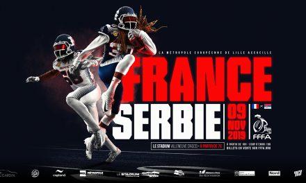 Match France – Serbie : la qualification pour les bleus !
