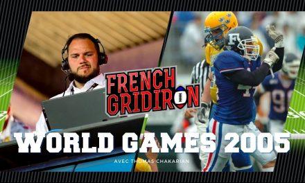 LA PREMIERE MEDAILLE MONDIALE IL Y A 15 ANS | WORLD GAMES 2005 #FOOTUS