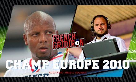 LA PREMIERE MEDAILLE CONTINENTALE SENIORS C'ETAIT EN ALLEMAGNE | EURO 2010 #FOOTUS