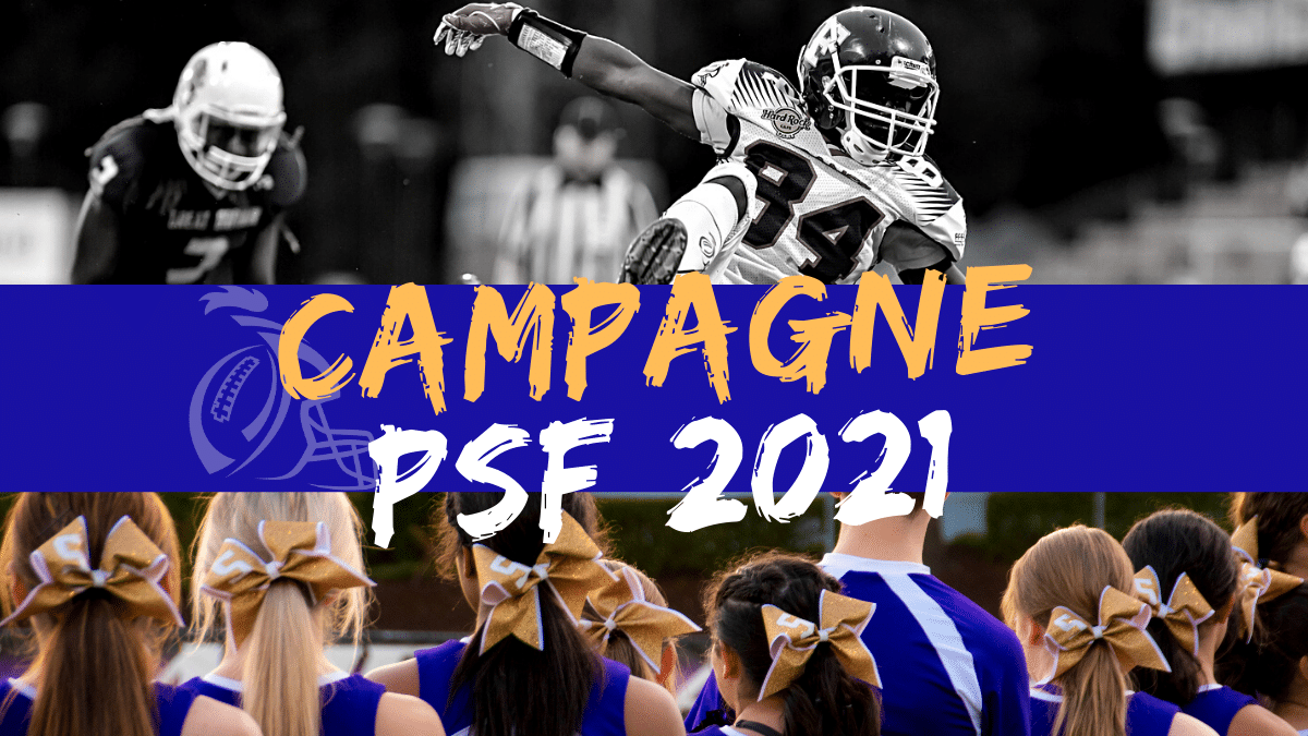 LANCEMENT DE LA CAMPAGNE PSF 2021