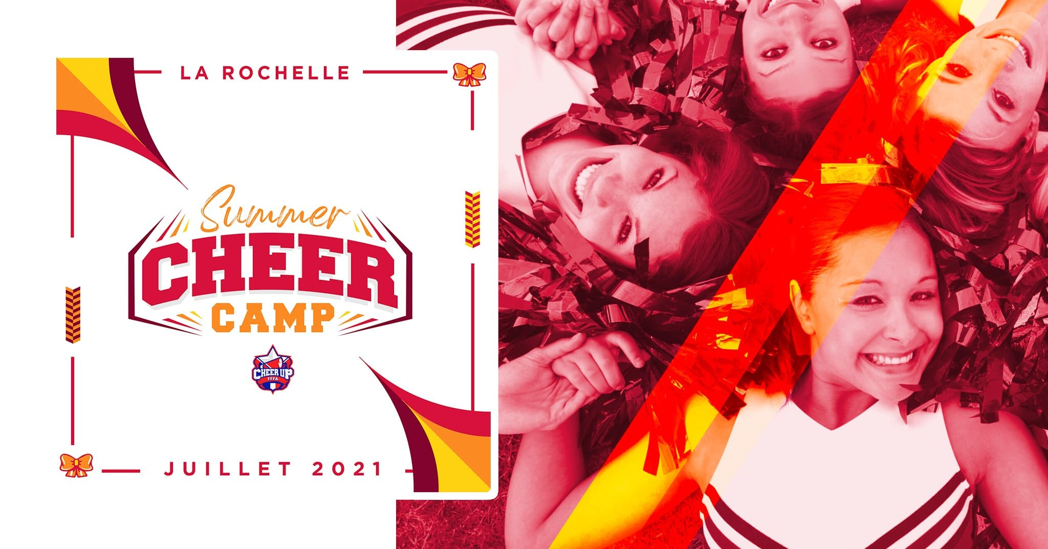 SUMMER CHEER CAMP 2021 | LET'S GO !