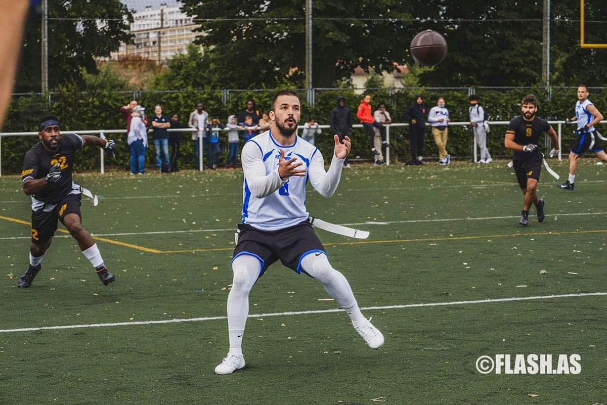 LA REPRISE DES ACTIVITES SPORTIVES ET L'AVENIR DU FLAG FOOTBALL SELON RICHARD MEZIERES !