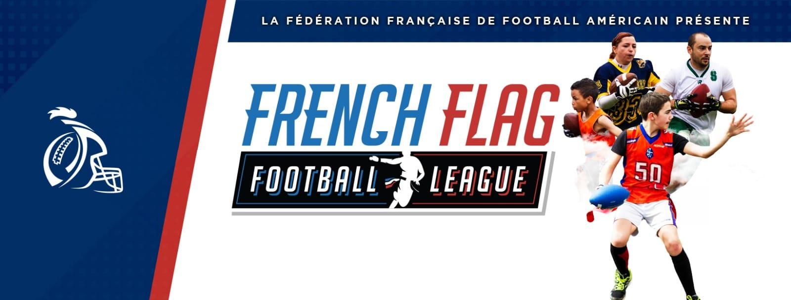 LA PROMOTION DU FLAG EN FRANCE AVEC LA FRENCH FLAG FOOTBALL LEAGUE !