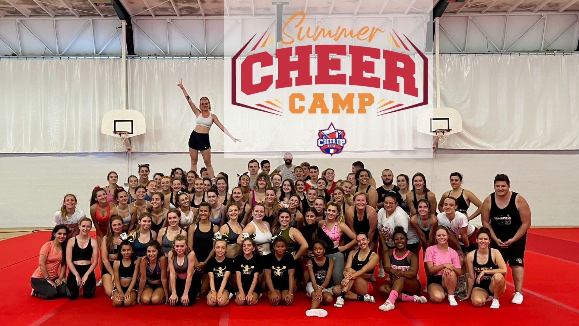 Summer Cheer Camp